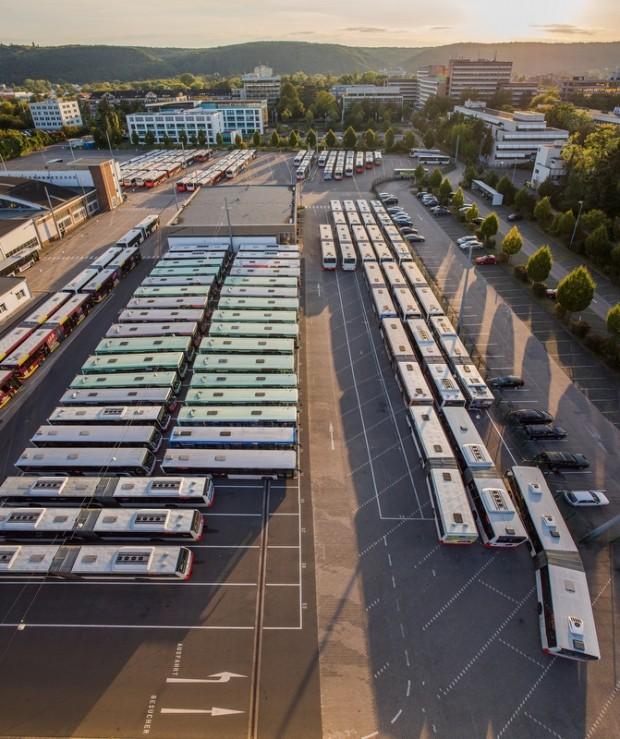 Busbahnhof © SWB / Volker Lannert