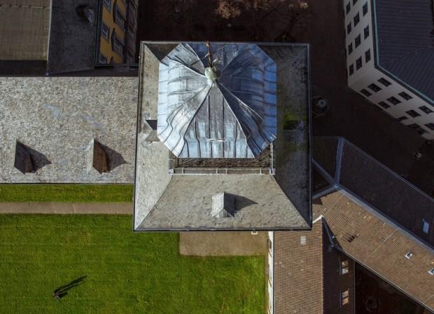 Uniturm ©Volker Lannert