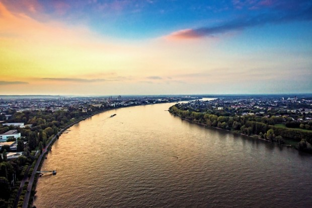 Sonnenuntergang ©Volker Lannert