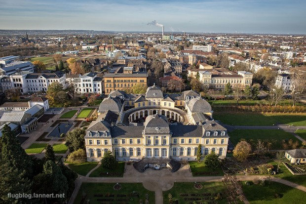 Poppelsdorfer Schloss ©Volker Lannert