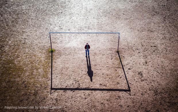 Eigentor ©Volker Lannert