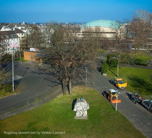 Beethovenhalle Bonn ©V. Lannert