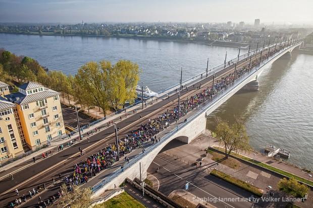 Bonn-Marathon 2014, ©Volker Lannert