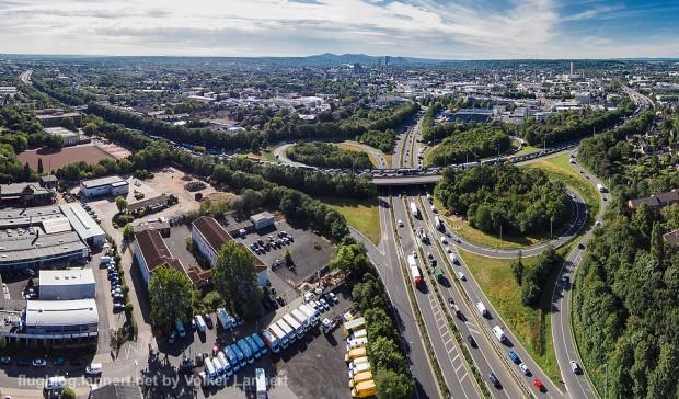 Stau in Bonn ©Volker Lannert