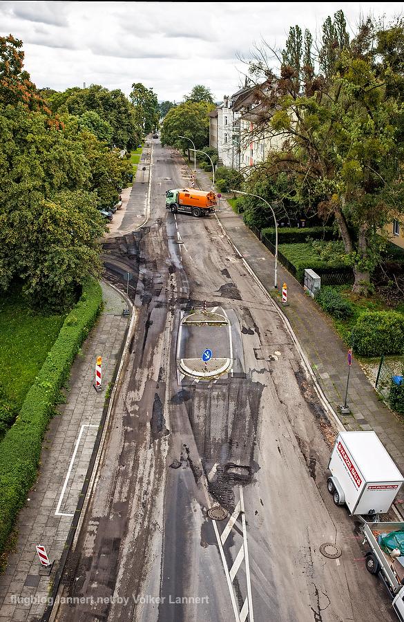 Strassenbau ©Volker Lannert