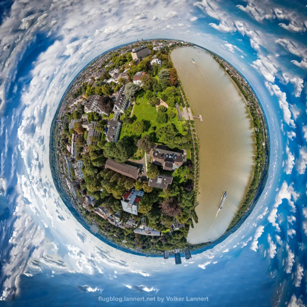 Rheinplanet ©Volker Lannert
