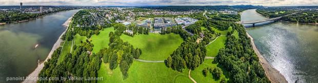 Grundstück für ein Multifunktionsbad in der Bonner Rheinaue