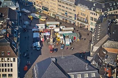 Der Bonner Marktplatz