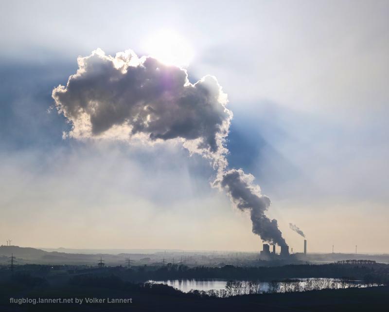 Braunkkohlekraftwerk Weisweiler