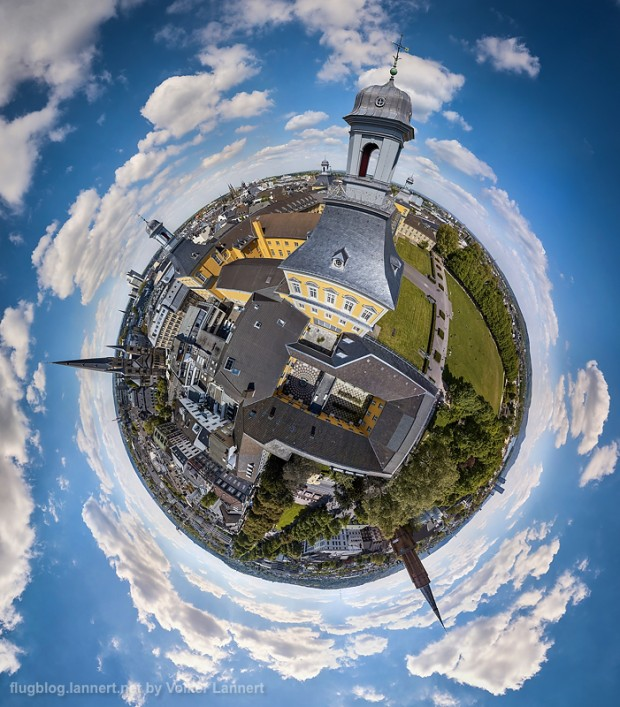 Little-Planet der Bonner Universitaet