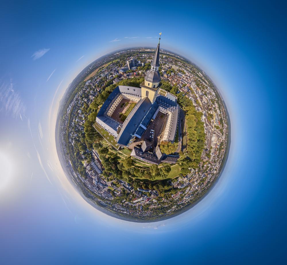 Planet Abtei Michaelsberg